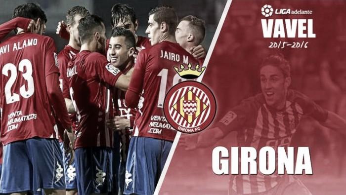 Resumen temporada Girona FC 2015/16: De nuevo a las puertas