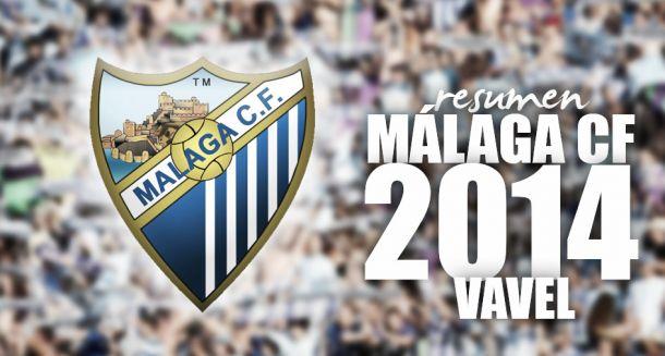 Málaga CF 2014: el miedo se transformó en sueño
