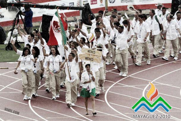 México dominó Mayagüez 2010