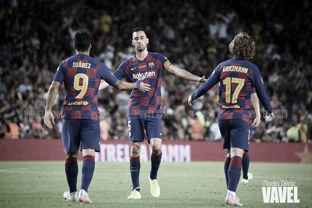 El resumen de la pretemporada del FC Barcelona