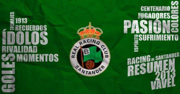 Racing de Santander 2013: un triste Centenario que acaba con una ligera sonrisa