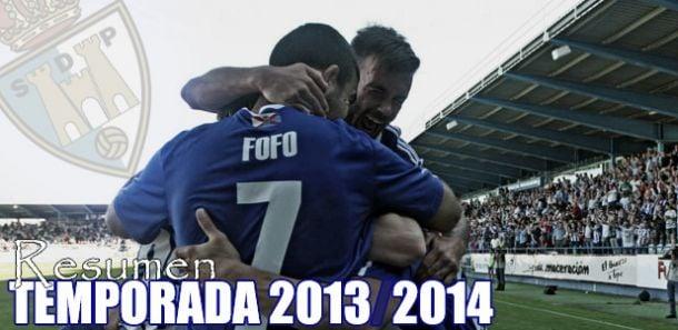 Resumen temporada de la SD Ponferradina 2013/2014: objetivo alcanzado con suspense