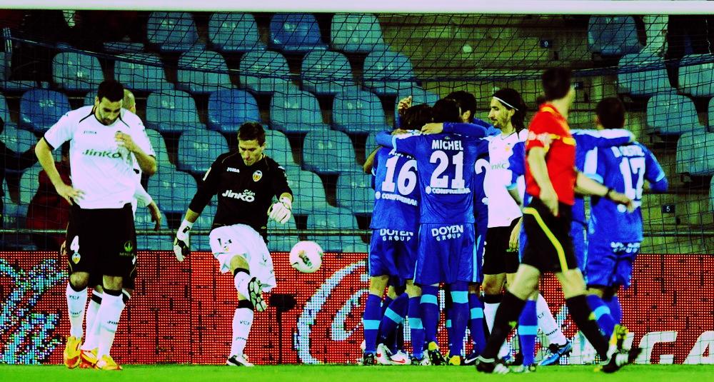 Getafe CF 2011/2012: Vaivenes, poco fútbol y mucho oficio para disfrutar 'la novena'