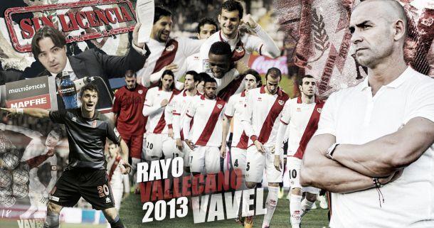 Rayo Vallecano 2013: un año histórico con más luces que sombras