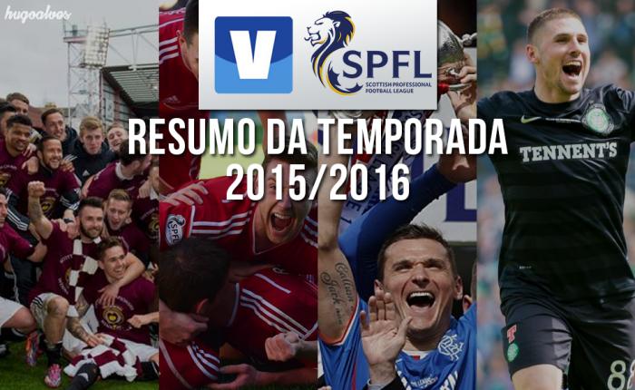 Guia VAVEL SPL 2016/2017: Resumo da temporada 2015/16