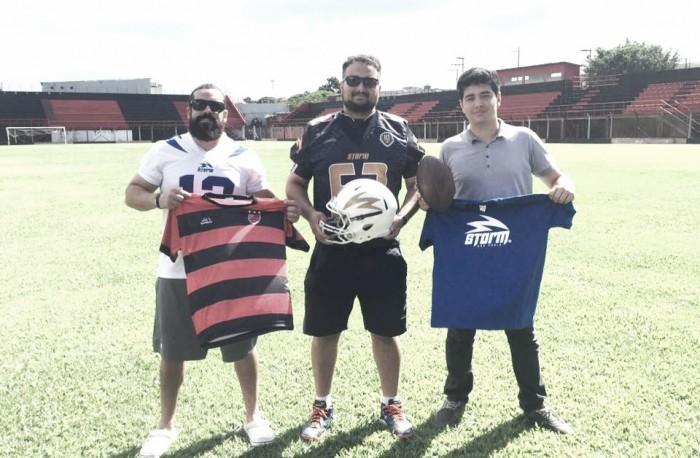 AA Flamengo de Guarulhos fecha parceria com São Paulo Storm