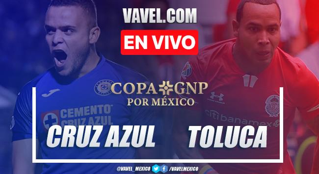 Cruz Azul 1-0 Toluca: Goles y resumen del amistoso en Copa GNP