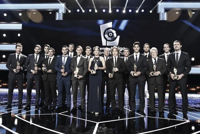 Atlético de Madrid domina a seleção dos melhores de La Liga 2015/2016