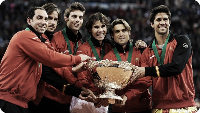 Fim de um ciclo no tênis espanhol?