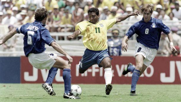 Brasil - Italia 1994: doce pasos entre la gloria y el infierno