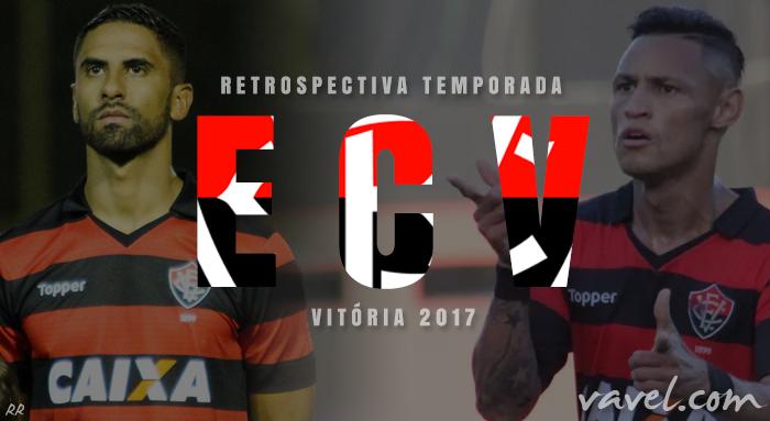 Retrospectiva VAVEL: De campeão baiano à fuga do rebaixamento, o ano do Vitória