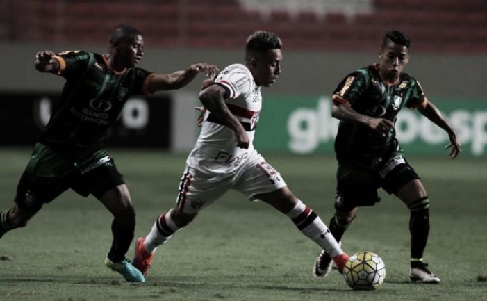América-MG vence pelo placar mínimo e São Paulo segue com alerta contra Z-4