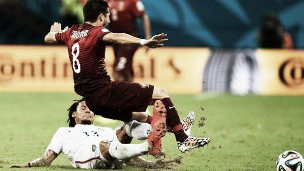 Portugal à beira de novo KO, golo de Varela impede ida ao tapete