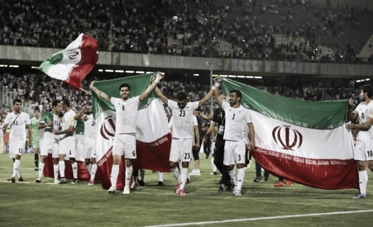 Com Shojaei e Hajsa, Irã divulga relação prévia de 35 atletas para Mundial