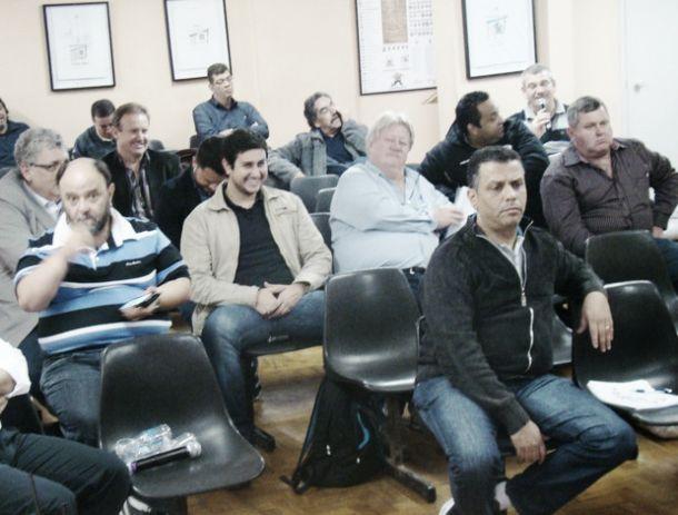 Dirigentes oficializam a criação da Liga Nacional de Futsal