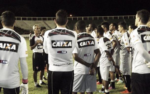 No Joia da Princesa, Vitória e Atlético-MG se enfrentam pelo Brasileirão 2014