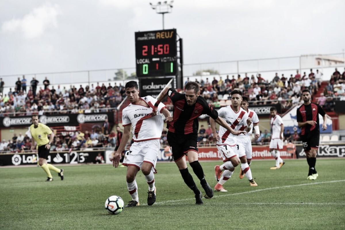 Las claves del Rayo Vallecano – CF Reus