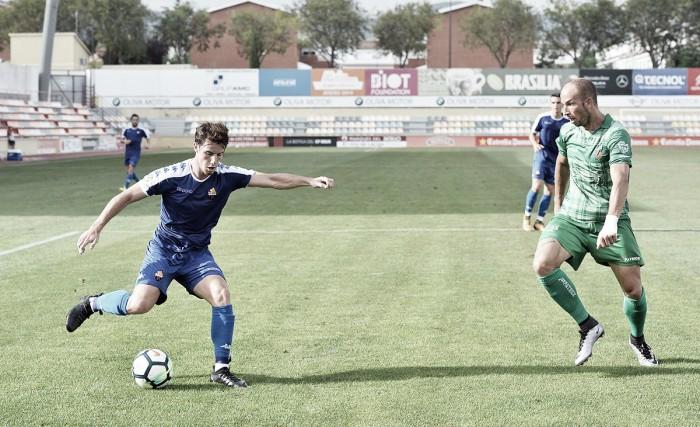 El Reus gana tras dos derrotas