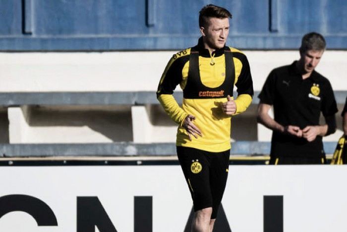 Marco Reus mostra otimismo em recuperação e projeta presença na Copa do Mundo
