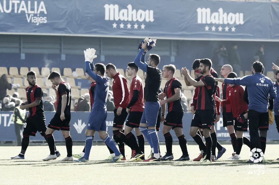 El Málaga - Reus sí se juega