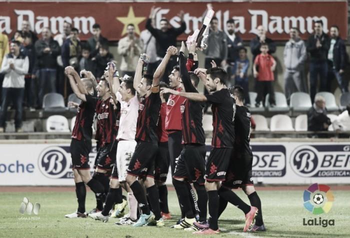 Ojeando al Rival: CF Reus, nuevo aspirante