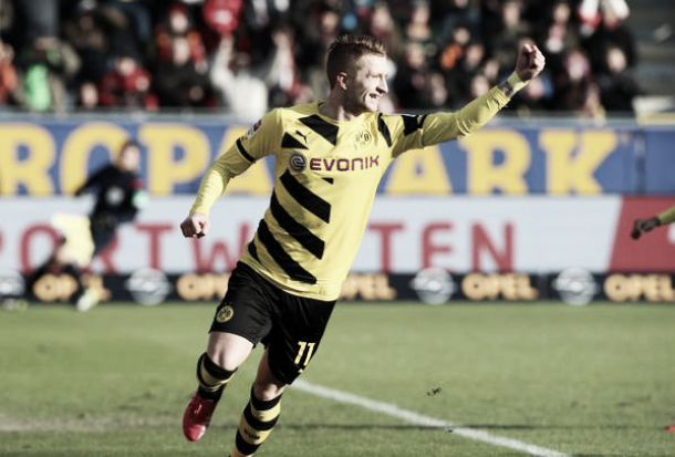 Marco Reus signs contract extension till 2019