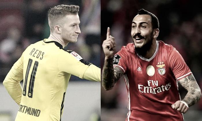 Champions League: le formazioni ufficiali di Benfica - Borussia Dortmund