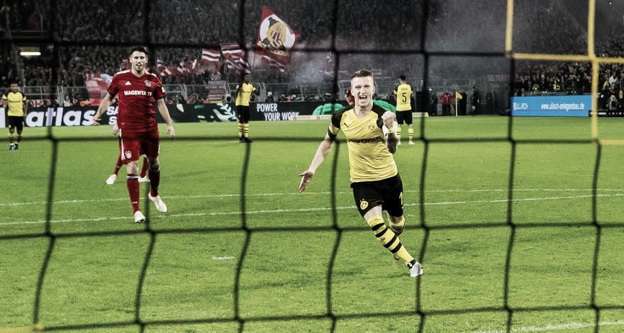 """Reus adota cautela em discurso após vitória do BVB: """"Cedo demais para falar em ser campeão"""""""