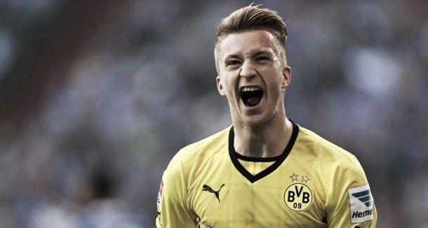 Finalmente, o Borussia Dortmund venceu