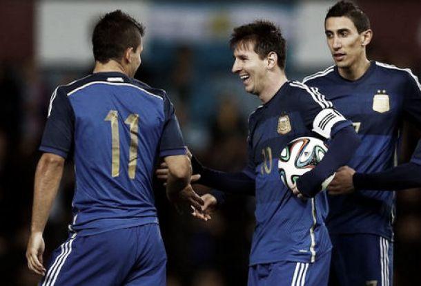 """Lionel Messi: """"Cada partido y cada entrenamiento ayudan"""""""