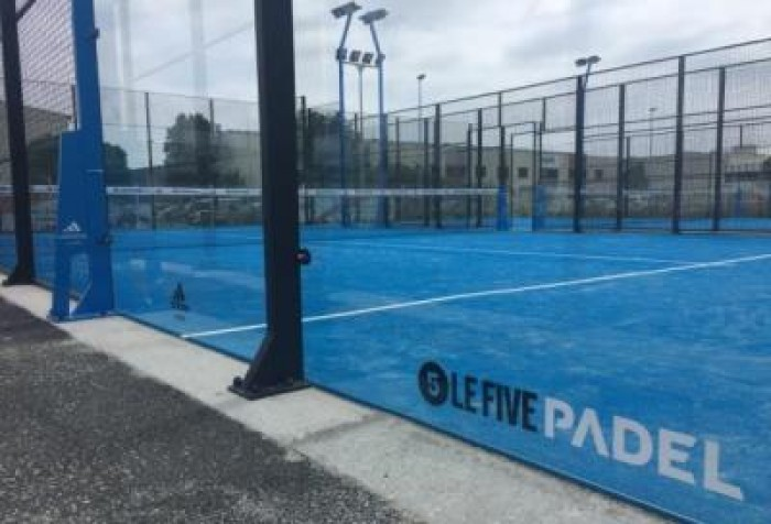 Adidas Padel mete un gol en Francia aliandose con Soccer Park Le Five