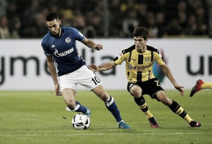 Em jogo equilibrado, Dortmund e Schalke 04 empatam no Revierderby