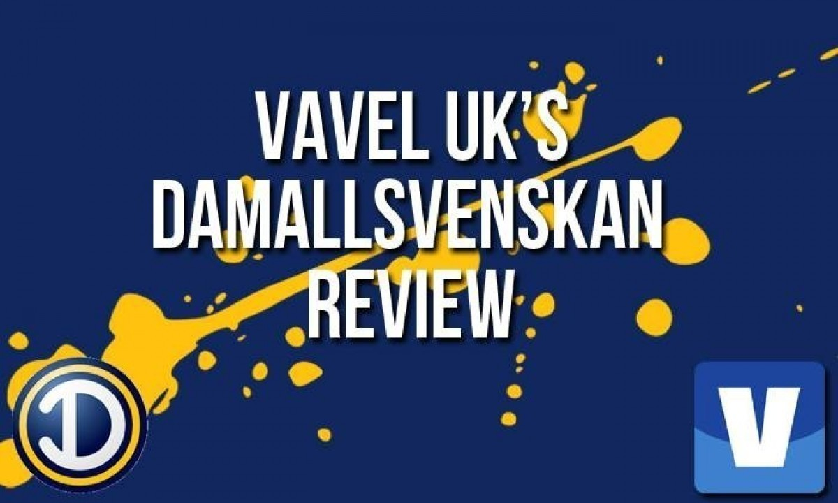 Damallsvenskan week 8 review: Växjö break into the top three