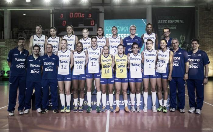 Mundial Feminino de Clubes de Voleibol terá Rio de Janeiro como representante