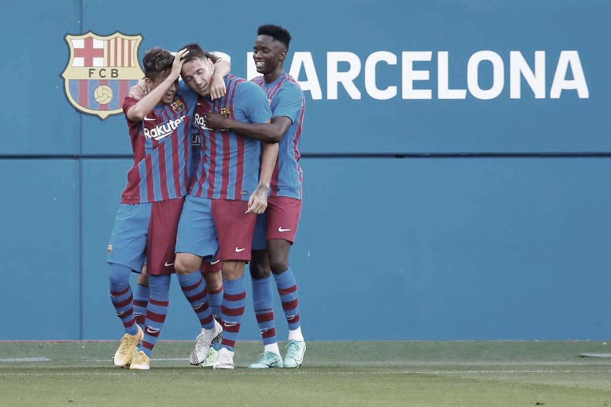 Gols e melhores momentos de Barcelona 3 x 1 Girona em amistoso