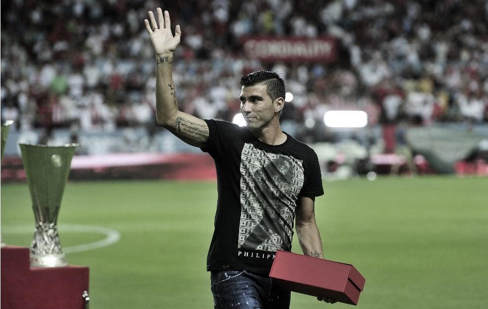 El mundo del fútbol, volcado con Reyes y el Sevilla