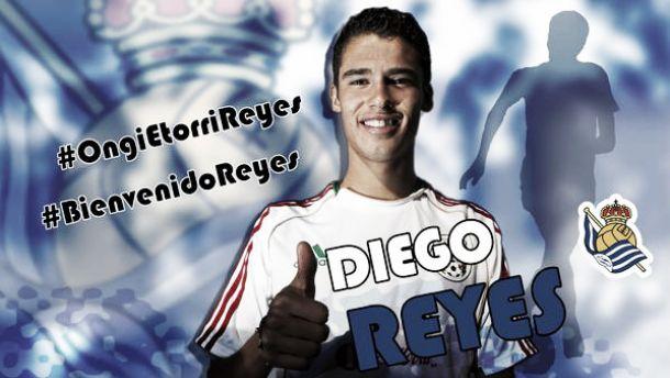Será companheiro de Bruma: FC Porto cede Diego Reyes à Real Sociedad