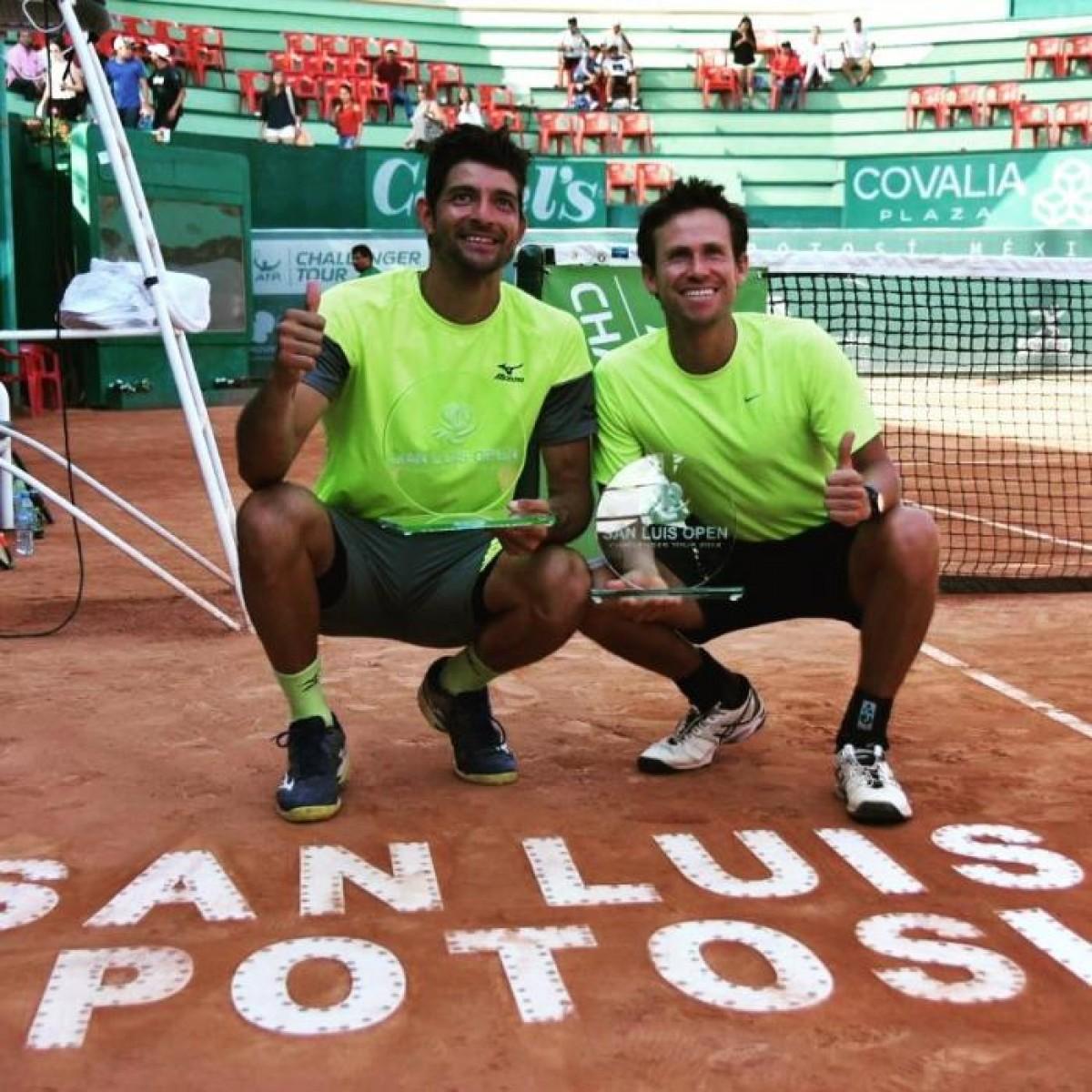 Mexicano campeón en San Luis