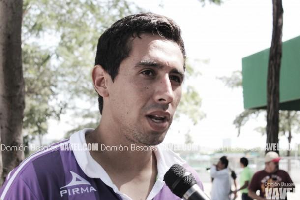 Reynaldo Díaz, motivado por el buen paso de Chiapas Premier
