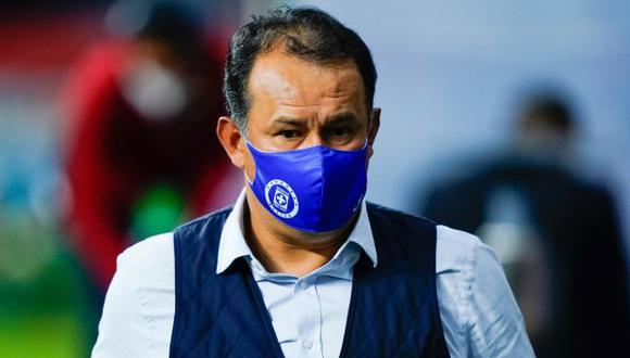 """Juan Reynoso: """"En casa tenemos que ganar, sea el marcador que sea"""""""