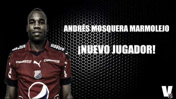 Andrés Mosquera es 'Poderoso'