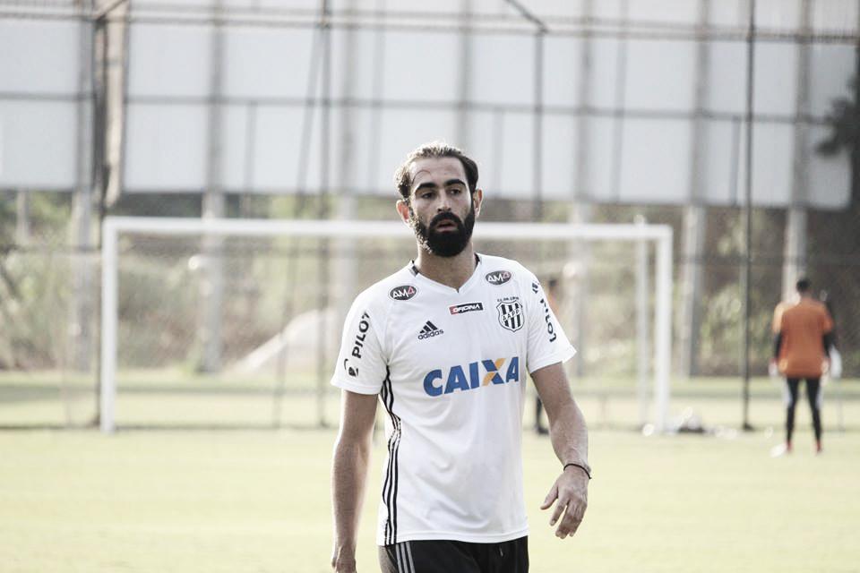 """Renan Fonseca crê no acesso da Ponte à Série A: """"Cada rodada a nossa esperança aumenta"""""""