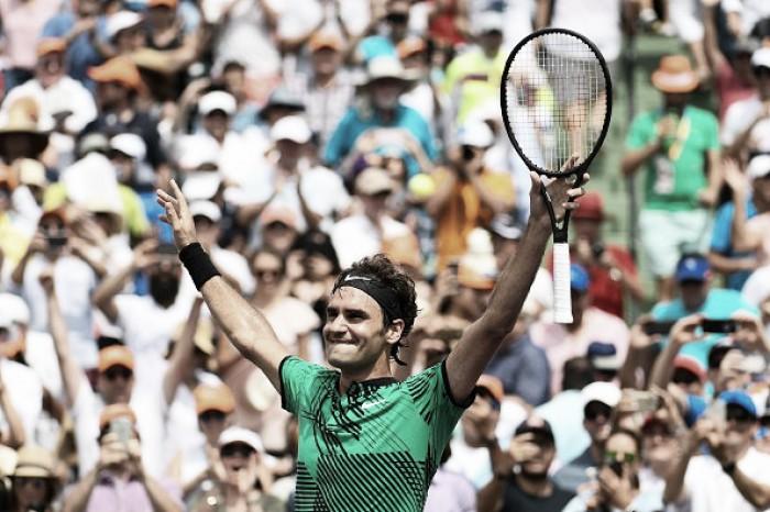 """Atp Miami, Federer e il futuro: """"Terra rossa? Probabilmente andrò solo a Parigi"""""""