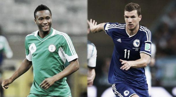 Nigeria - Bosnie-Herzégovine : se lancer et se relancer