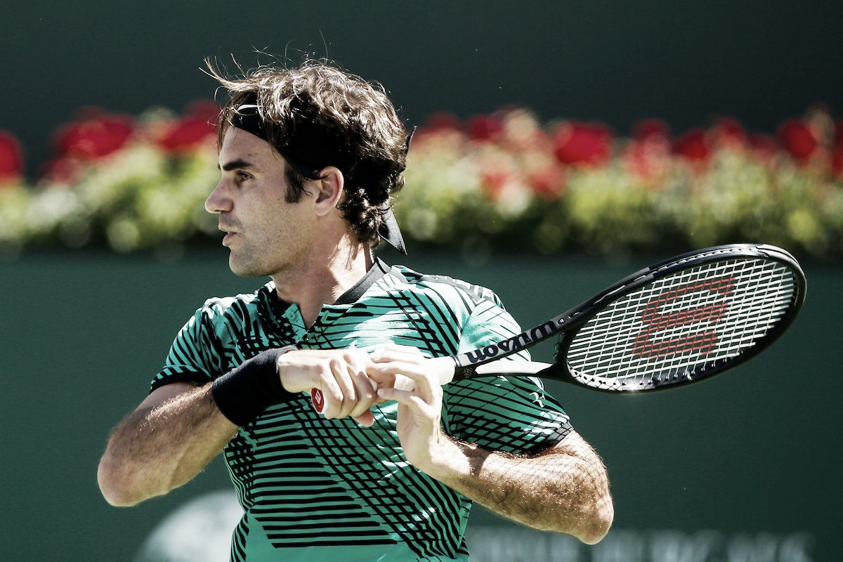 Indian Wells, Roger Federer va in semifinale e resta n.1