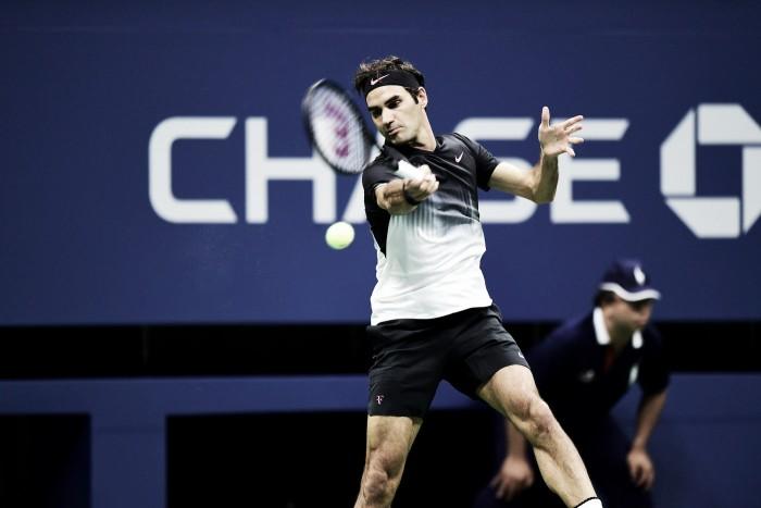 US Open, esordio da brividi per Federer con Tiafoe