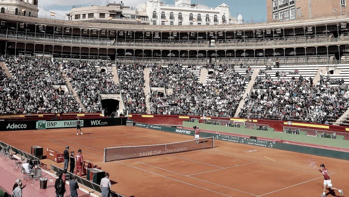 Cambia formato de la Copa Davis