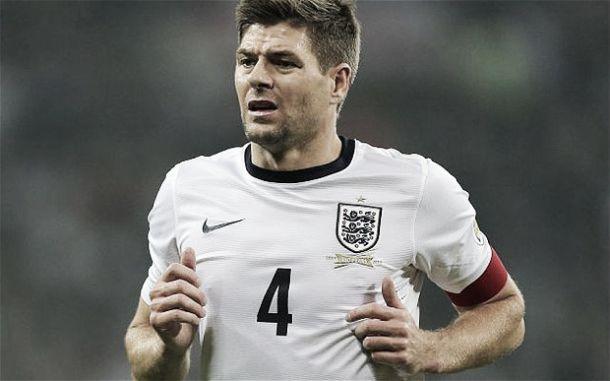 Steven Gerrard arrête la sélection
