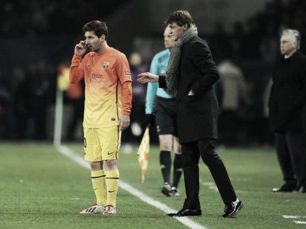 Messi voulait partir du FC Barcelone