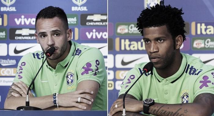 Convocados por Dunga, Renato Augusto e Gil vivem situações opostas em suas equipes na China